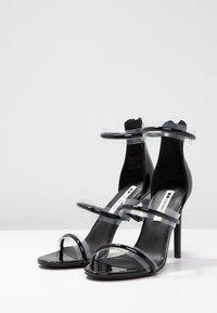 Even&Odd - Sandales à talons hauts - black - 4