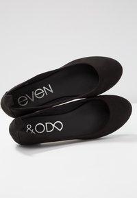 Even&Odd - Baleríny - black - 7