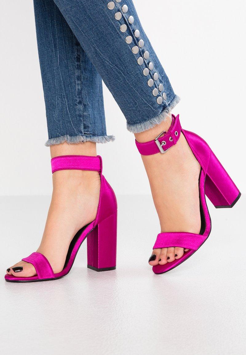 Even&Odd - Sandaletter - pink
