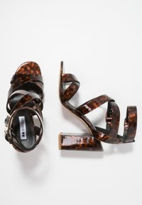 Even&Odd - Sandales à talons hauts - brown - 3