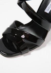 Even&Odd - Sandales à talons hauts - black - 2