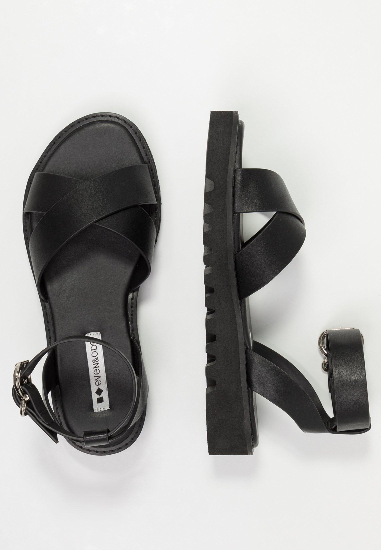 Even&odd Sandales - Black