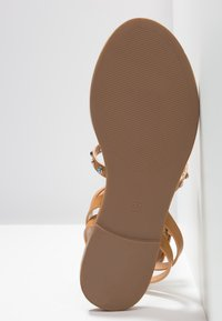 Even&Odd - Flip Flops - cognac - 6