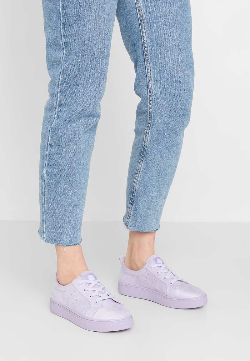 Even&Odd - Sneaker low - lilac
