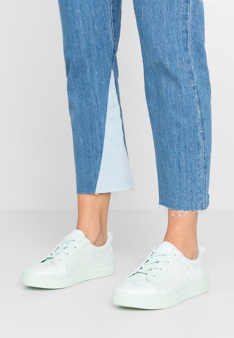 Even&Odd - Sneakersy niskie - light green