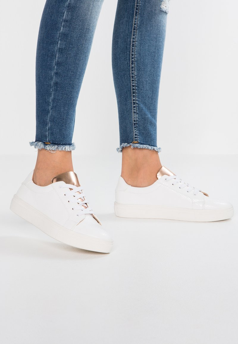 Even&Odd - Sneakers laag - white