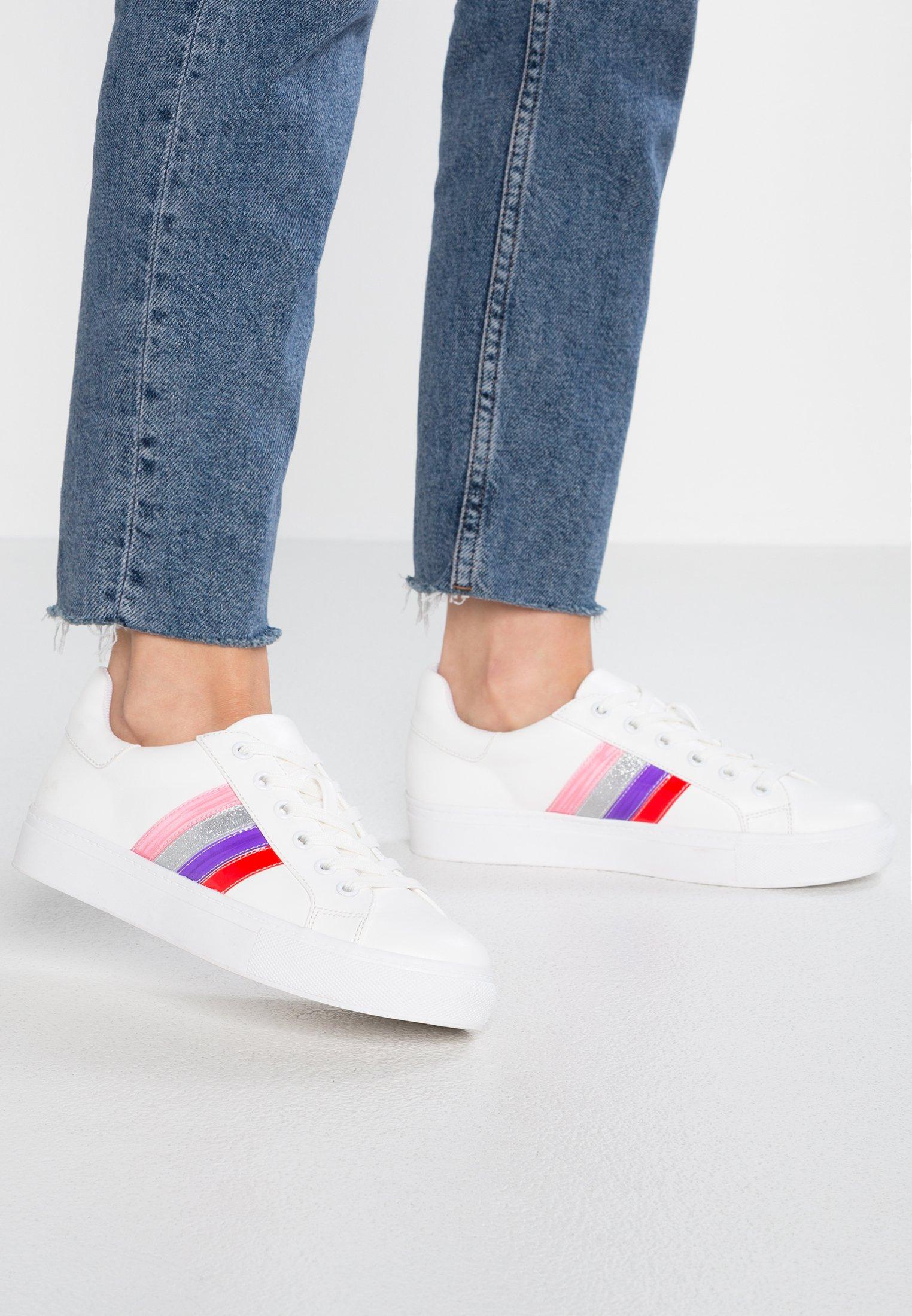 Sneakers White Basse White amp;odd amp;odd Sneakers Even Even Basse OPwn0k