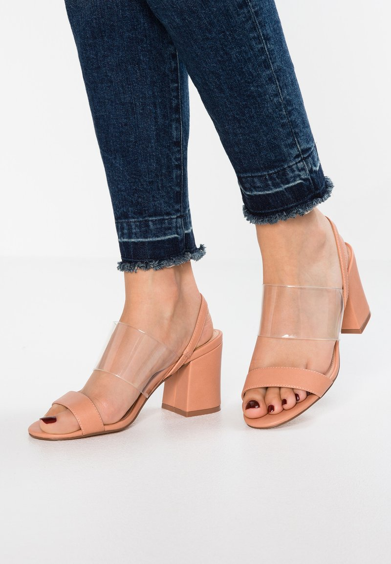 Even&Odd - Sandals - nude