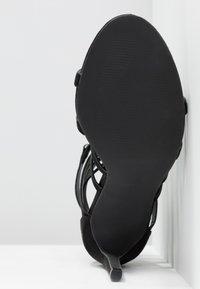 Even&Odd - Sandales à talons hauts - black - 6