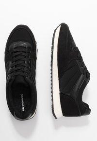 Even&Odd - Sneakers laag - black - 3
