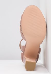 Even&Odd - High heeled sandals - nude - 6