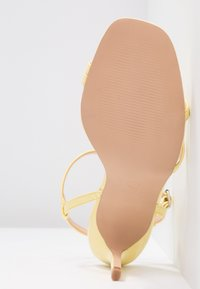 Even&Odd - High heeled sandals - yellow - 6