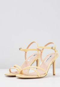 Even&Odd - High heeled sandals - yellow