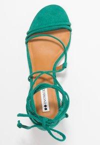 Even&Odd - Sandales - green - 3