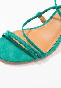Even&Odd - Sandales - green - 2