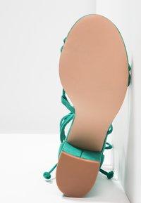 Even&Odd - Sandales - green - 6