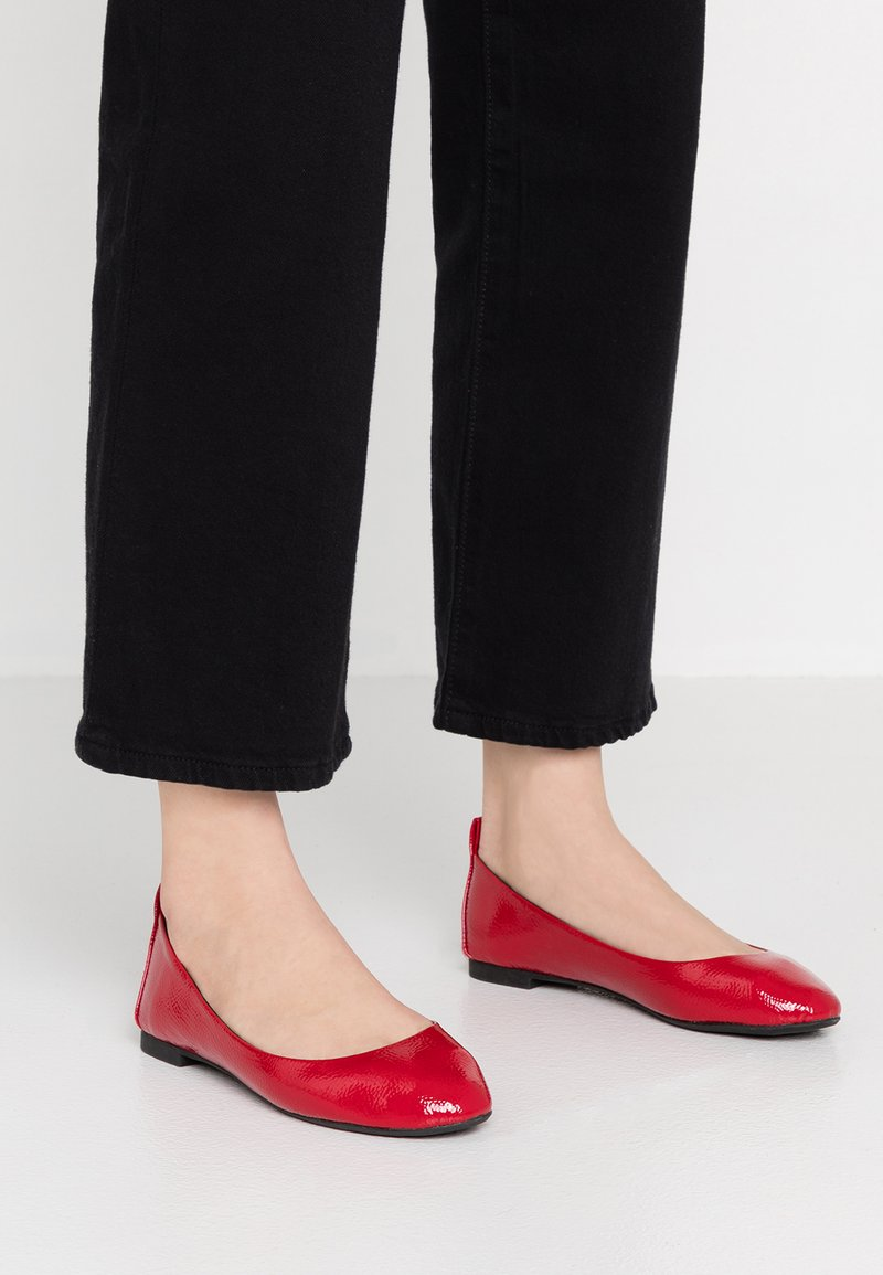 Even&Odd - Ballet pumps - red