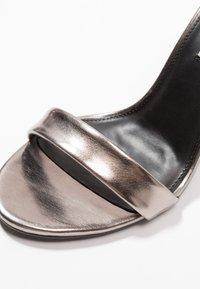 Even&Odd - Sandalias de tacón - grey - 2