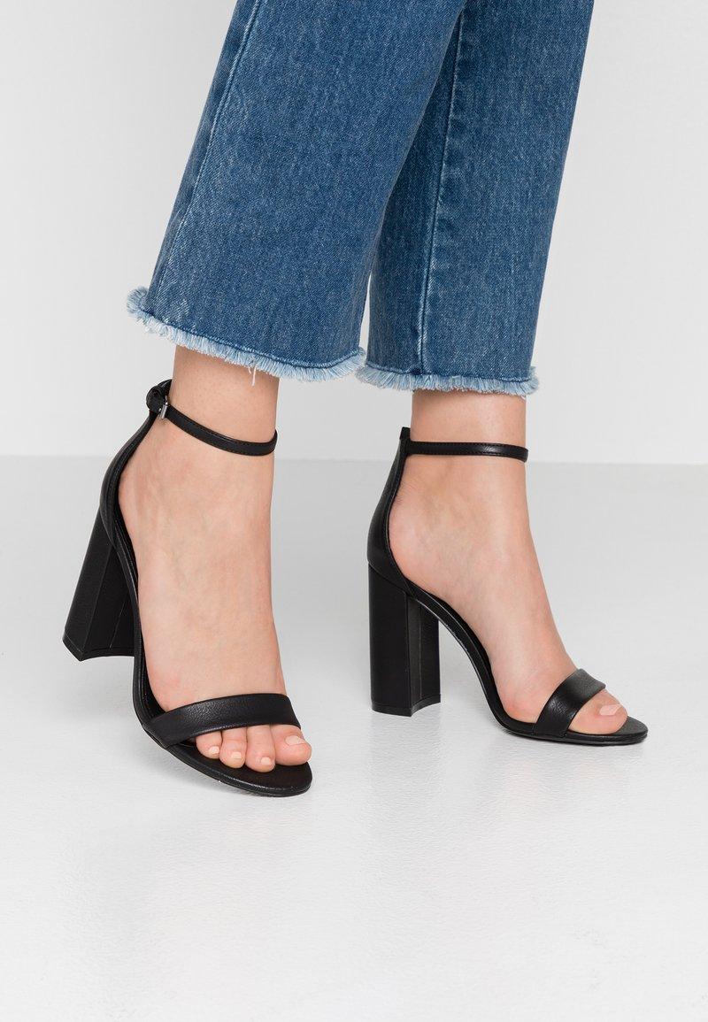 Even&Odd - High Heel Sandalette - black