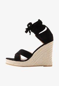 Even&Odd - Sandaler med høye hæler - black - 1