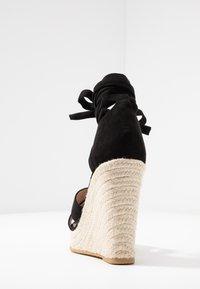 Even&Odd - Sandaler med høye hæler - black - 5
