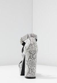 Even&Odd - High heeled sandals - grey - 5