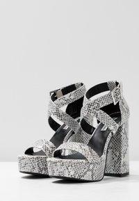 Even&Odd - High heeled sandals - grey - 4