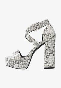 Even&Odd - High heeled sandals - grey - 1