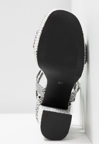 Even&Odd - High heeled sandals - grey - 6