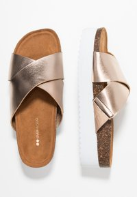 Even&Odd - Slippers - rose gold - 3