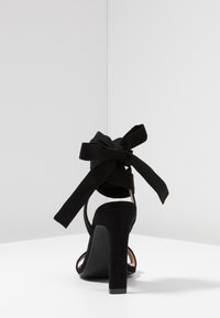 Even&Odd - Sandály na vysokém podpatku - black - 5