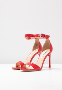 Even&Odd - High Heel Sandalette - red - 4