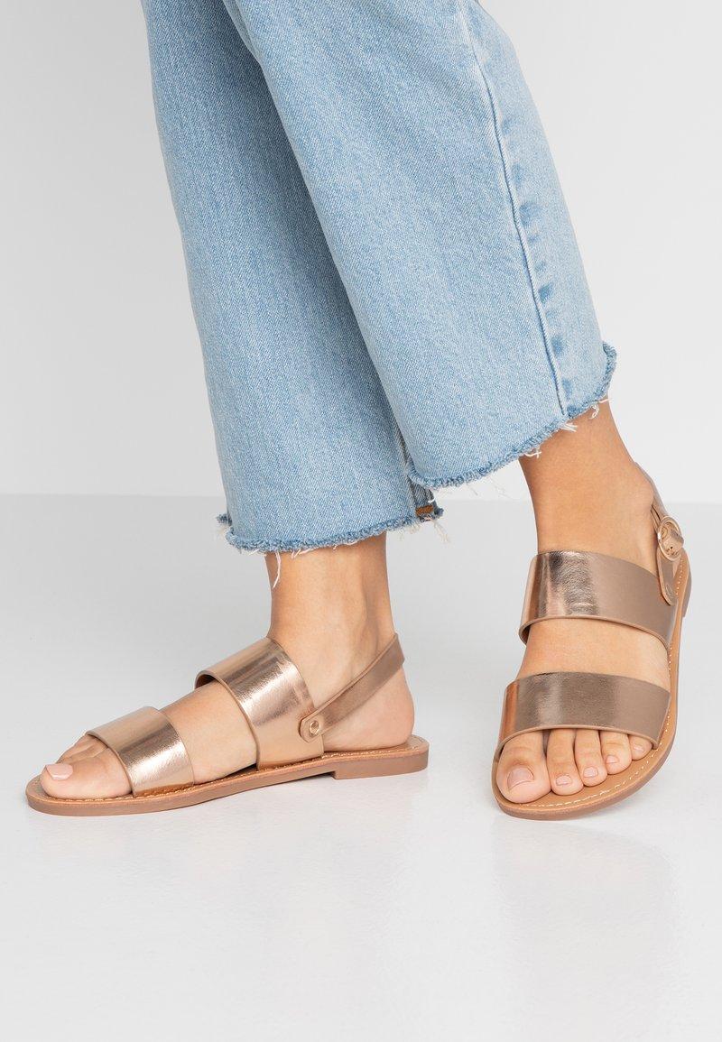 Even&Odd - Sandals - rose gold