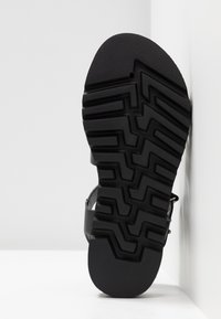 Even&Odd - Platform sandals - black - 6