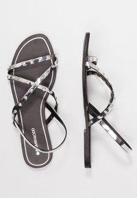 Even&Odd - Sandals - silver - 3