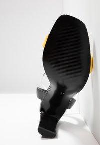 Even&Odd - Sandaler med høye hæler - yellow - 6