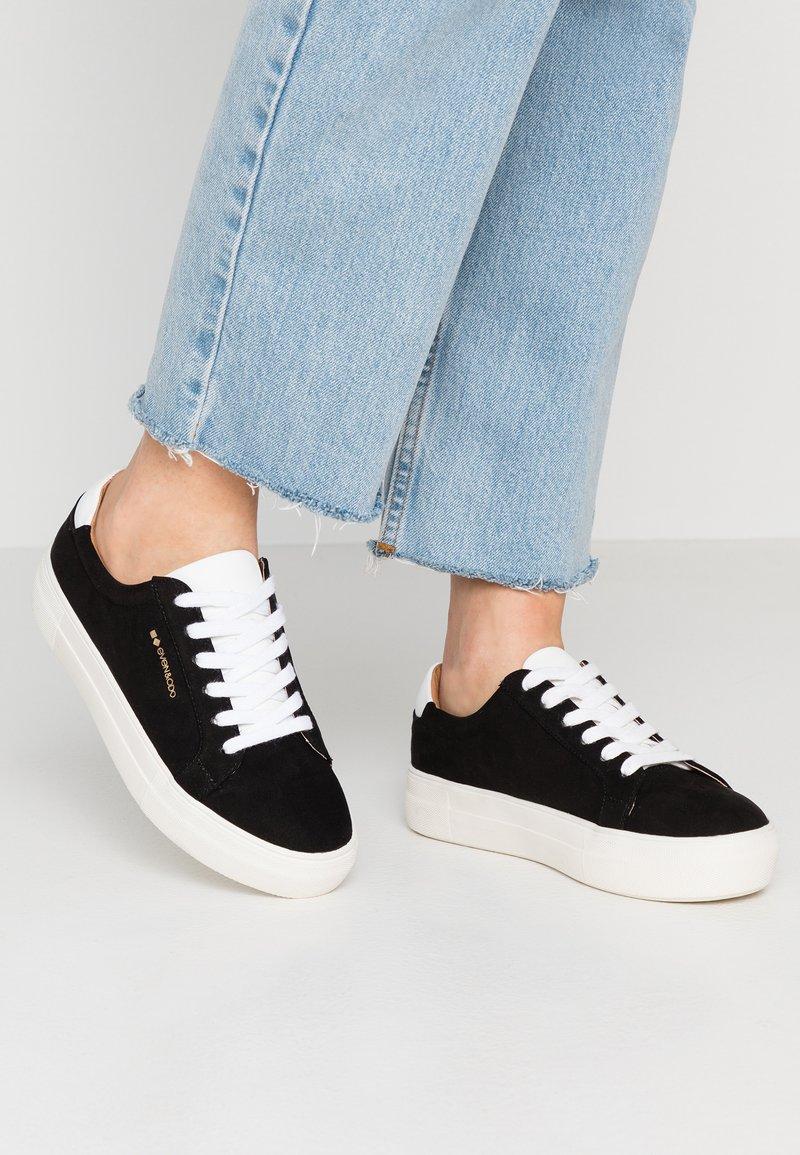 Even&Odd - Sneakers - black