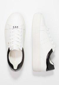 Even&Odd - Sneaker low - white/black - 3