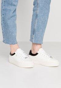Even&Odd - Sneaker low - white/black - 0