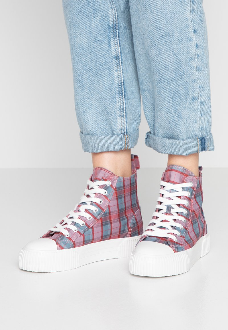 Even&Odd - High-top trainers - multicoloured