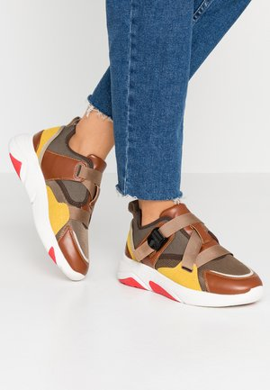 Sneaker low - beige