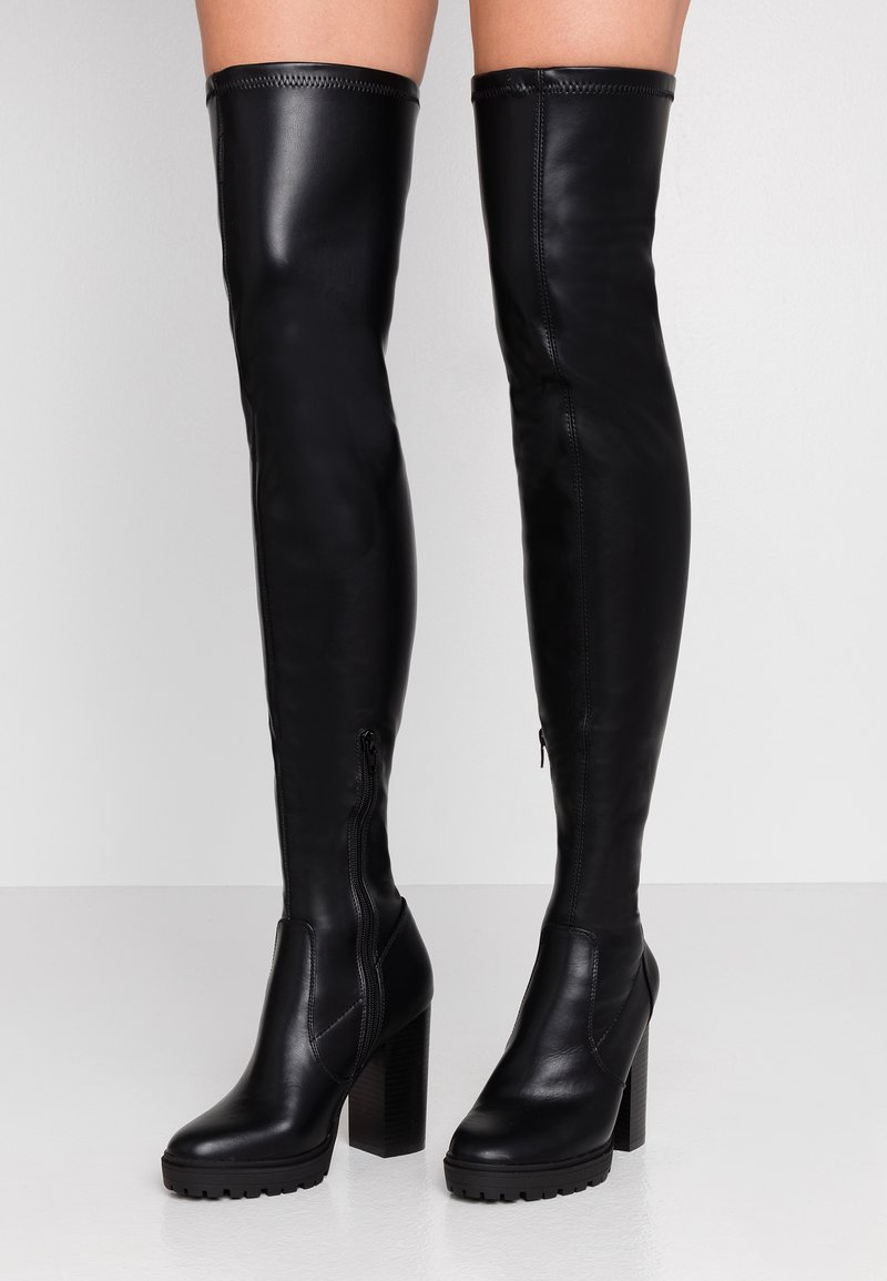 Even&Odd - High heeled boots - black