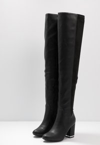 Even&Odd - High heeled boots - black - 4