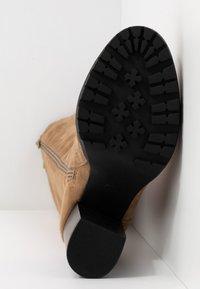 Even&Odd - Laarzen met hoge hak - sand - 6
