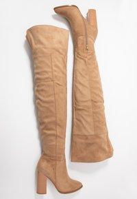 Even&Odd - High heeled boots - sand - 3