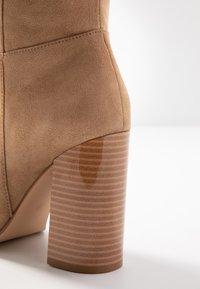 Even&Odd - High heeled boots - sand - 2