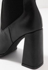 Even&Odd - High heeled boots - black - 2