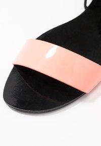 Even&Odd - Sandalen - neon pink - 2