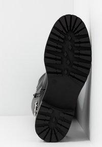 Even&Odd - Botas mosqueteras - black - 6