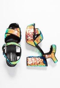 Even&Odd - Sandales à talons hauts - multicolor - 3